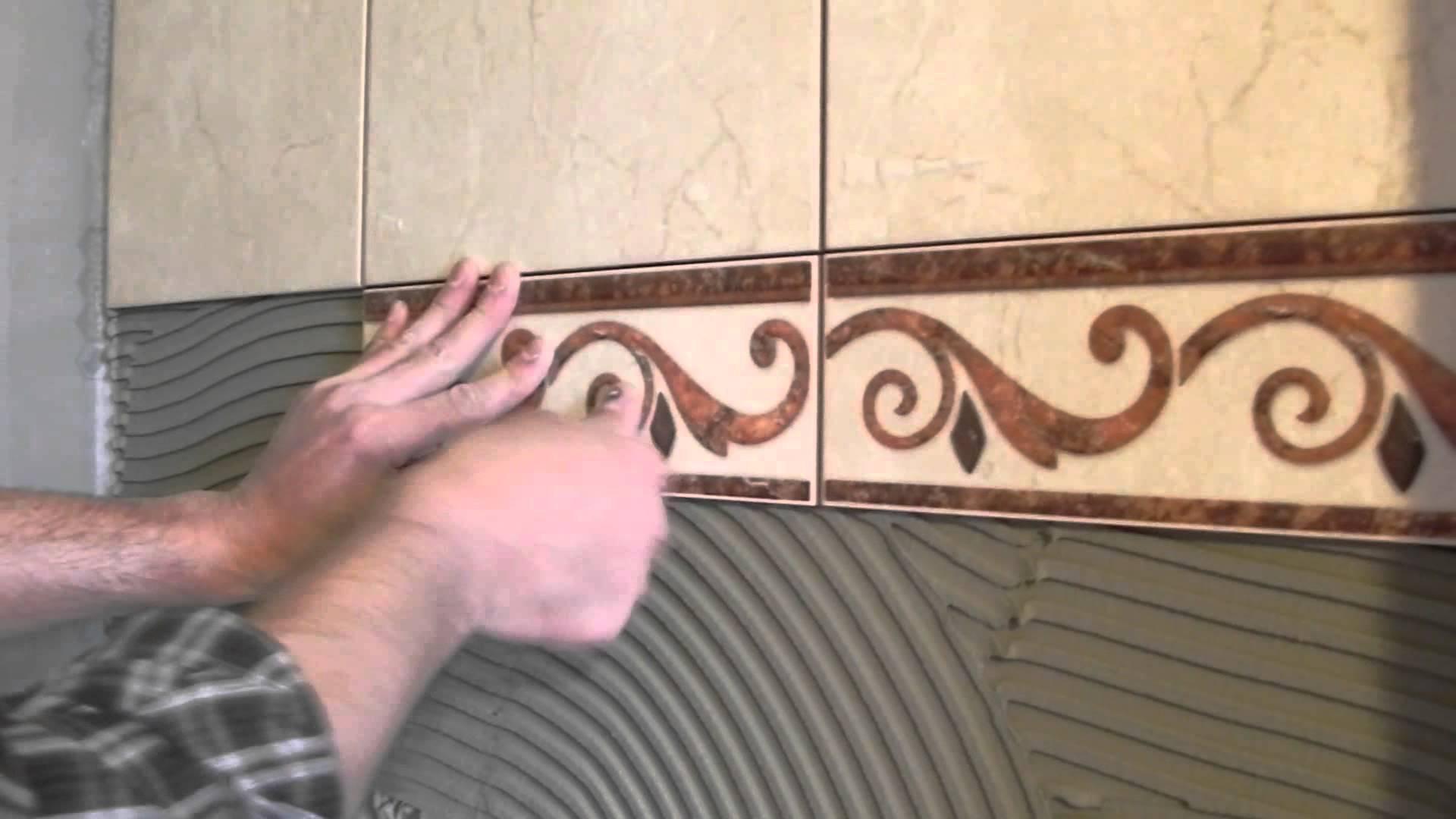 Клей для плитки в ванной комнате