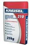 210 (Зима) LEPSTYR(25) Клей для пенополистирола КREISEL цена купить в Киеве