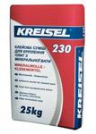 Клей для минваты Кreisel 230 KLEBEMORTEL (25кг) цена купить в Киеве