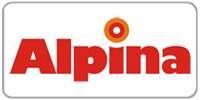 Стройматериалы торговой марки  Альпина