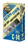 Клей для минваты Артисан С-14 (25кг) цена купить в Киеве