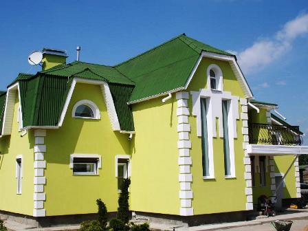 Фасадная краска цена купить в Киеве
