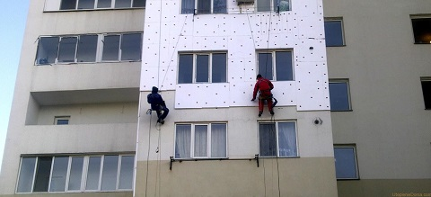 Пенопласт для утепления квартир в Киеве
