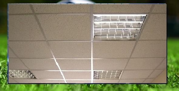 плиты подвесного потолка Armstrong