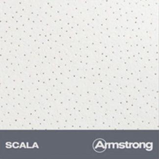 Плита «Скала»/SCALA подвесного потолка Aрмстронг 600*600*12мм (аналог FILIGRAN)