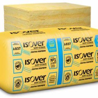 Isover Скатная кровля 50 мм Минеральная вата (14.274м2)