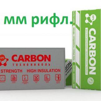 Пенополистирол экструдированный Carbon Eco рифленый 1180x580x30 мм цена купить в Киеве