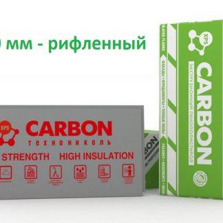 Экструдированный пенополистирол Carbon Eco Fas рифленный 118x58x50 мм цена купить в Киеве