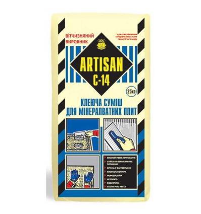 Клей для минваты Артисан С 14