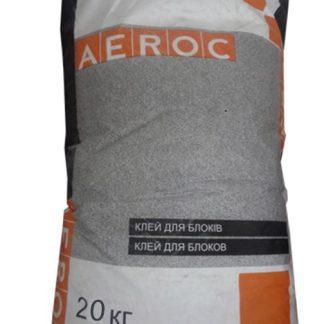 Клей для блоков AEROC (20 кг)