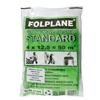Защитная пленка Folplane 4x12,5 м 7 мк 20 шт