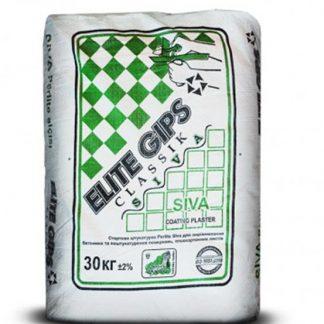 Штукатурка стартовая Elite Gips Siva 30 кг