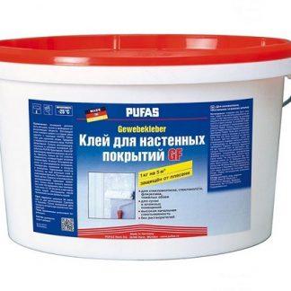 Pufas GF GEWEBEKLEBER (10 кг) Клей для тяжелых обоев и настенных покрытий