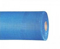 Сетка стекловолоконная Masterplast FIBERGLASS 145 г/м2 Синяя 50 м2