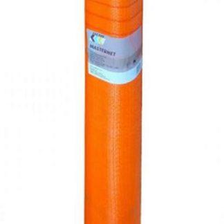 Сетка стекловолоконная Masterplast Masternet Facade 145 г/кв.м. Оранжевая