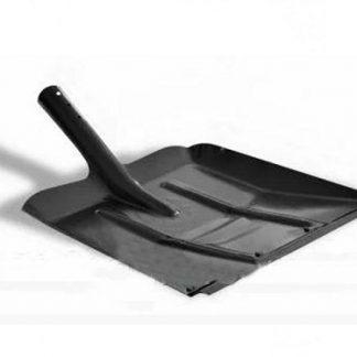 Лопата для снега металлическая 360х340 мм без держака цена купить в Киеве