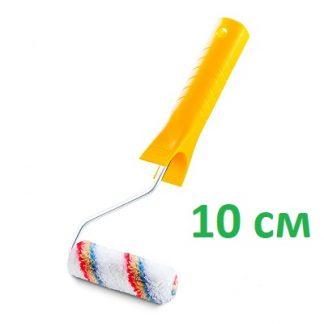Валик Hardy Elitakolor 10 см, ворс 11 мм, диаметр 15 мм, ручка диаметр 6 мм цена купить в Киеве