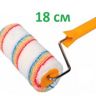 Валик Hardy Elitakolor 18 см, ворс 18 мм, диаметр 48 мм, ручка диаметр 8 мм цена купить в Киеве
