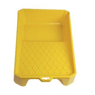 Ванночка малярная пластиковая 5 Hardy 37x34см желтая цена купить в Киеве