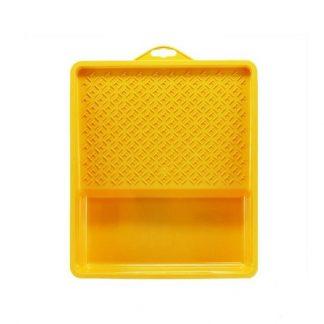 Ванночка малярная пластиковая Hardy 30х16см желтая цена купить в Киеве