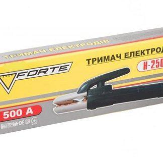 Держатель электродов FORTE H-2500 500 ампер цена купить в Киеве