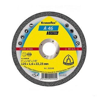 Диск отрезной по металлу Klingspor 125х1,6х22 мм цена купить в Киеве