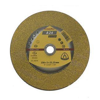 Диск отрезной по металлу Klingspor 230х2,0х22 мм цена купить в Киеве