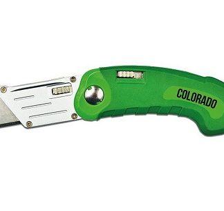 Нож Colorado складной универсальный 5 лезвий трапеция цена купить в Киеве