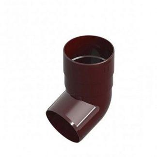 Колено Ines 80 мм коричневое цена купить в Киеве