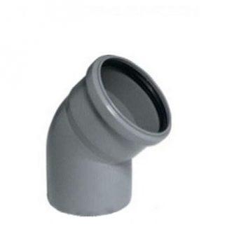 Колено Plastimex 110х45 мм цена купить в Киеве