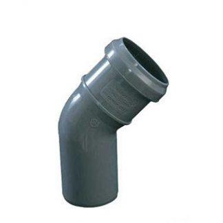 Колено Plastimex 50х22 мм цена купить в Киеве