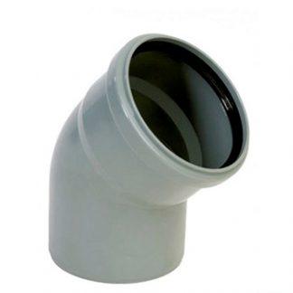 Колено Plastimex 50х45 мм цена купить в Киеве