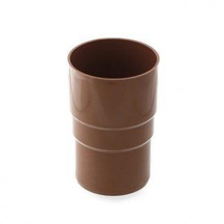 Муфта трубы Bryza 90 мм коричневая цена купить в Киеве