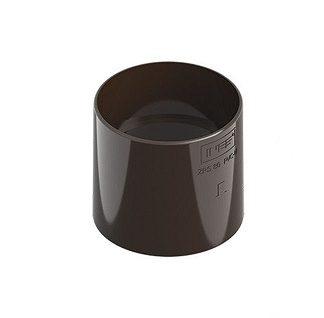 Муфта трубы Ines 80 мм коричневая цена купить в Киеве