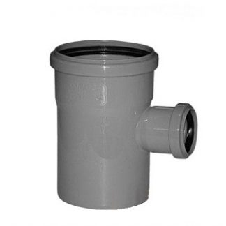 Тройник обыкновенный Plastimex 110х50/90 мм цена купить в Киеве