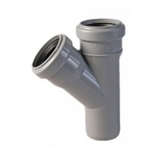 Тройник обыкновенный Plastimex 50х50/45 мм цена купить в Киеве