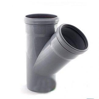 Тройник обыкновенный Plastimex 50х50/67 мм цена купить в Киеве