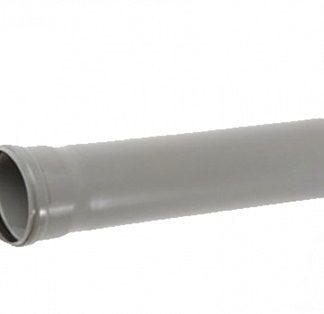 Труба внутренняя канализационная Plastimex с раструбом 50х250 мм цена купить в Киеве