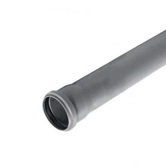 Труба внутренняя канализационная Plastimex с раструбом 50х500 мм цена купить в Киеве