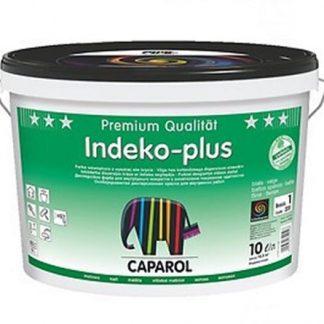 Caparol Indeko-plus B1 (10л) Краска акриловая водоэмульсионная цена купить в Киеве