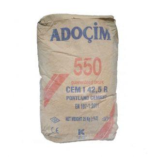Портландцемент CEM I 42.5 R M 550 Adocim (25 кг) цена купить в Киеве