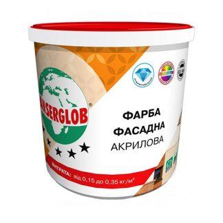 Anserglob Краска фасадная акриловая (14кг) цена купить в Киеве