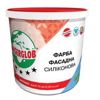 Anserglob Краска фасадная силиконовая (14кг) цена купить в Киеве