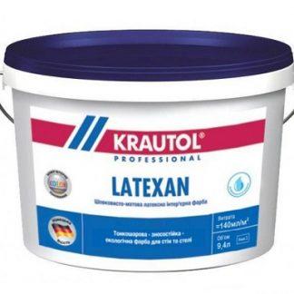 Krautol Latexan B1(10л) Краска интерьерная латексная цена купить в Киеве