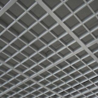 Грильято GL15 Prim металлик, ячейка 50x50мм, h37 L=0,6 мама цена купить Украина